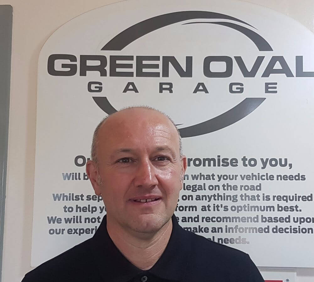 Derek - Leeds Aftersales Manager